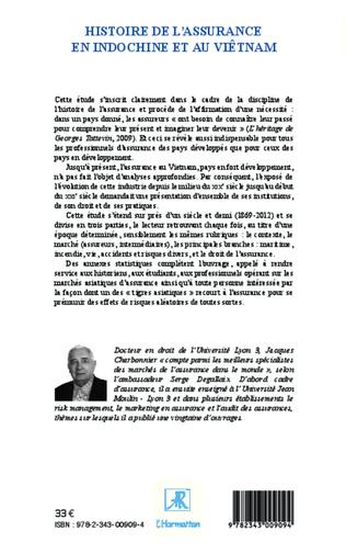 4eme Histoire de l'assurance en indochine et au Viêtnam