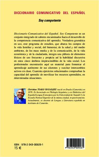 4eme Diccionario comunicativo del español