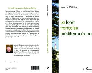 4eme La forêt française méditerranéenne