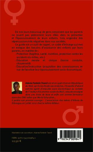 4eme Rôles et responsabilité des parents dans l'éducation en Afrique Noire