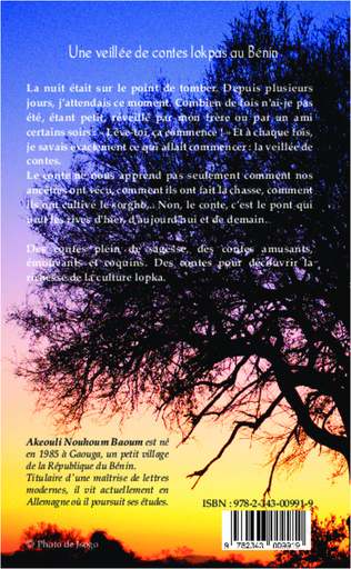 4eme Une veillée de contes lokpas au Bénin
