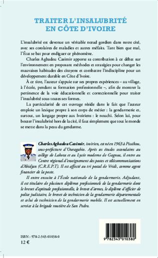 4eme Traiter l'insalubrité en Côte d'Ivoire