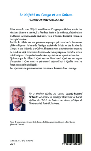 4eme Le Ndjobi au Congo et au Gabon