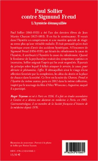 4eme Paul Sollier contre Sigmund Freud