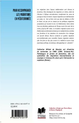 4eme Pour accompagner les migrations en Méditerranée