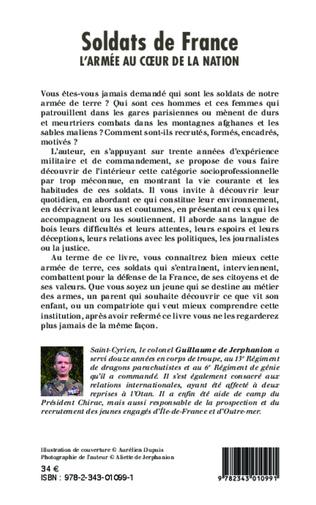 4eme Soldats de France