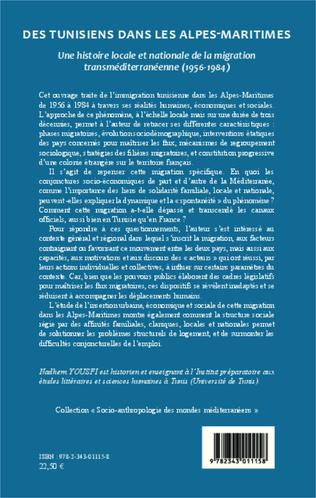 4eme Des Tunisiens dans les Alpes-Maritimes