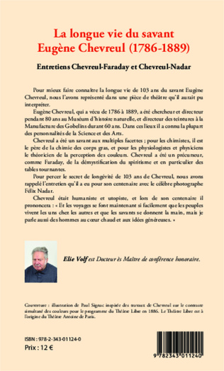 4eme Longue vie du savant Eugène Chevreul