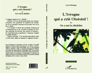 4eme L'ivrogne qui a crié Otototoï!
