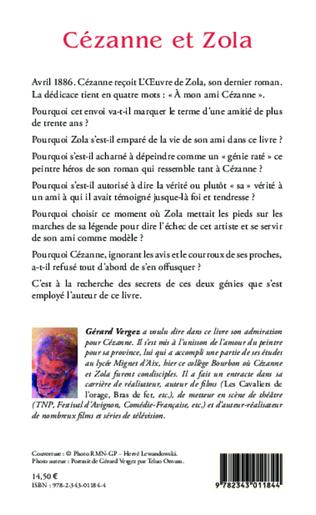 4eme Cézanne et Zola