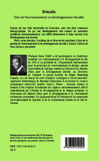 4eme Douala Etat de l'environnement et développement durable