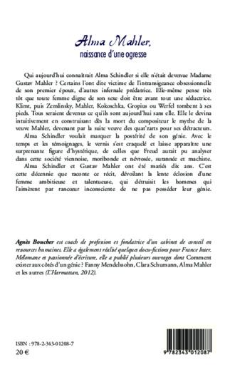 4eme Alma Mahler, naissance d'une ogresse
