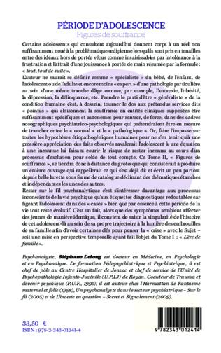 4eme Période d'adolescence (Tome 2)