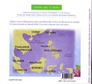 4eme Alipio, un enfant des Philippines