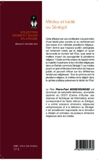 4eme Médias et laïcité au Sénégal