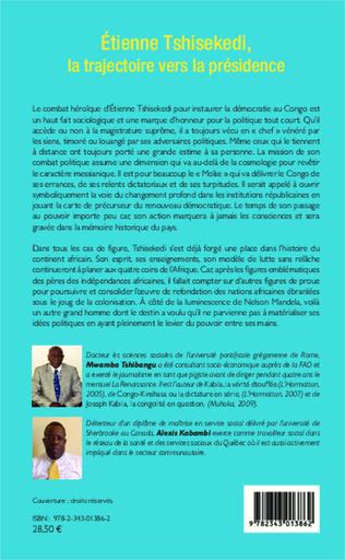4eme Etienne Thisekedi, la trajectoire vers la présidence