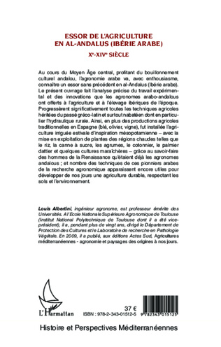 4eme Essor de l'agriculture en al-Andalus (Ibérie arabe)