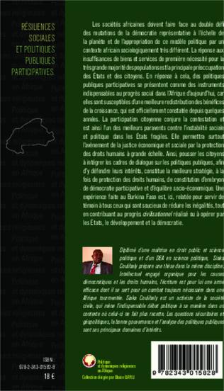 4eme Résiliences sociales et politiques publiques participatives