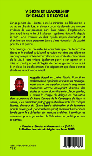 4eme Vision et leadership d'Ignace de Loyola