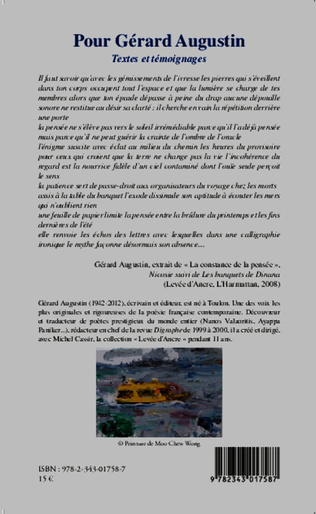 4eme Pour Gérard Augustin