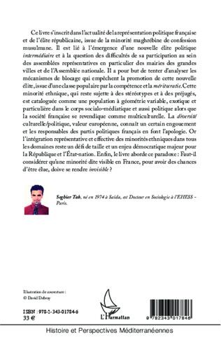 4eme Les élus français d'origine maghrébine et la représentation politique
