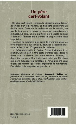 4eme Père cerf-volant ; roman