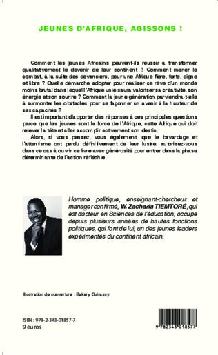 4eme Jeunes d'Afrique, agissons !