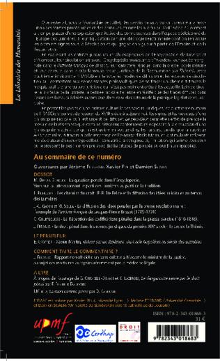 4eme Savoirs pénaux, savoirs diffus