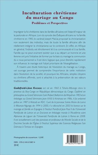 4eme Inculturation chrétienne du mariage au Congo