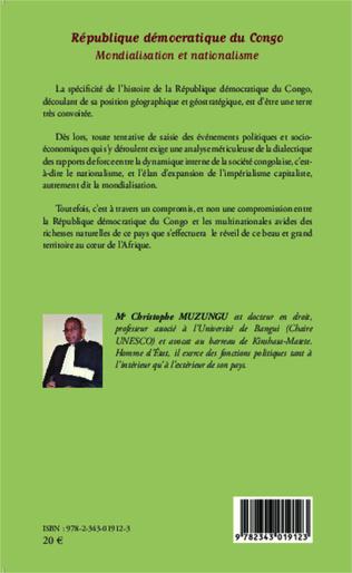 4eme République démocrattique du Congo