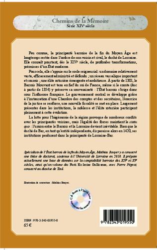 4eme La principauté barroise (1301-1420)