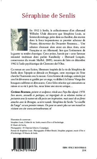 4eme Séraphine de Senlis