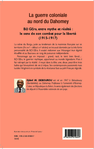 4eme La guerre coloniale au nord du Dahomey
