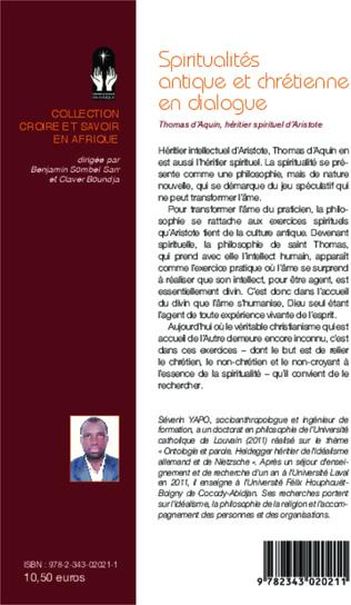 4eme Spiritualités antique et chrétienne en dialogue