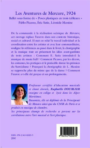4eme Les Aventures de Mercure, 1924
