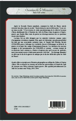 4eme Les Juifs de Lacaune (Tarn) dans l'après-guerre