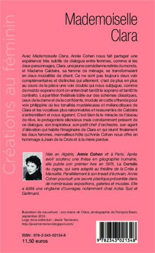 4eme Mademoiselle Clara