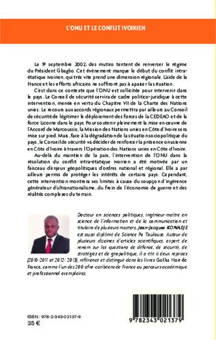 4eme L'ONU et le conflit en Côte d'Ivoire