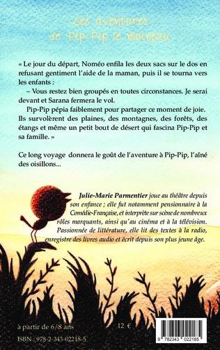 4eme Les aventures de Pip-Pip le moineau