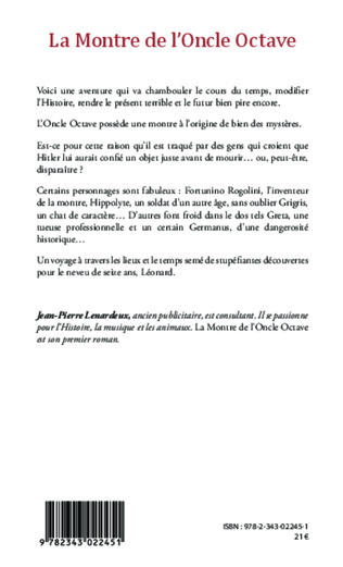 4eme La Montre de l'Oncle Octave