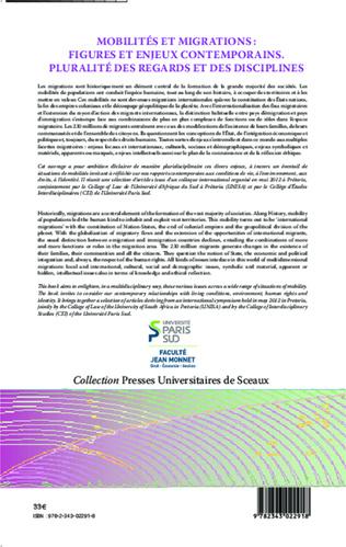 4eme Mobilités et migrations : figures et enjeux contemporains