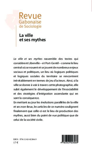 4eme La ville et ses mythes