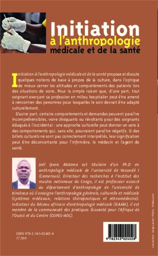 4eme Initiation à l'anthropologie médicale et de la santé