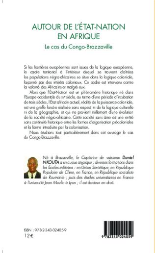 4eme Autour de l'Etat-Nation en Afrique