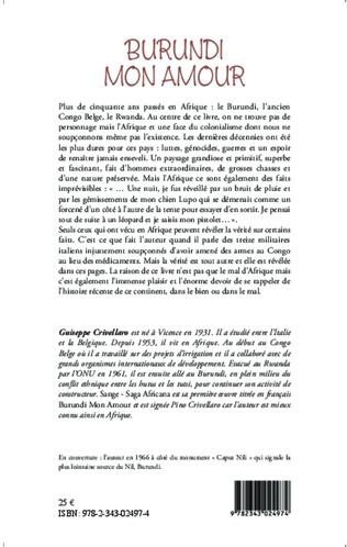 4eme Burundi mon amour