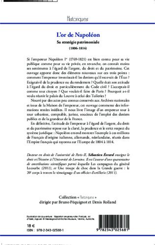4eme L'or de Napoléon