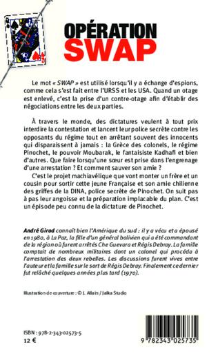 4eme Opération SWAP