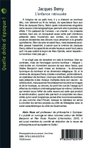 4eme Jacques Demy