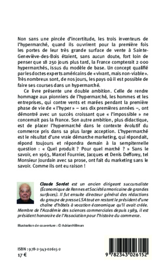 4eme Hypermarché : 50 ans déjà...