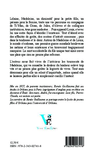 4eme Une âme en peine 1895-1977